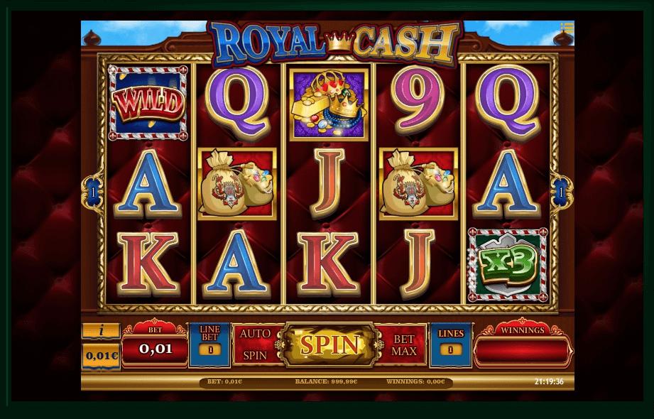 Slot Machine Royal Cash